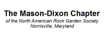 Mason Dixon Chapter Header