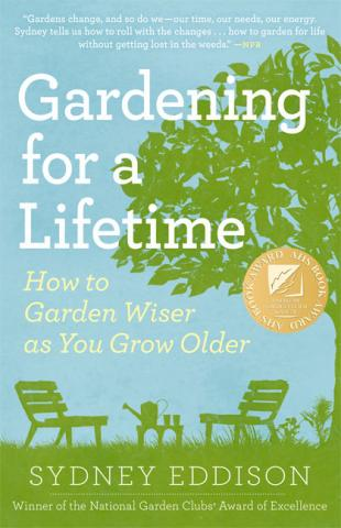 Gardening for a Lifetime: book cover