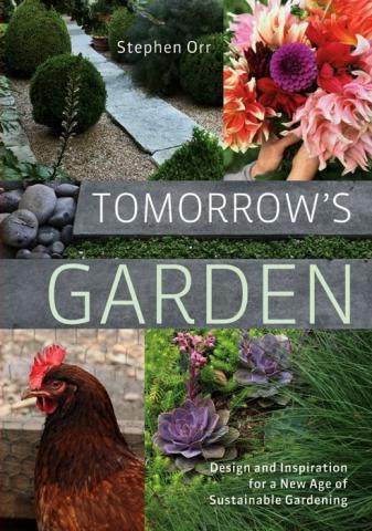 Tomorrow's Garden book cover