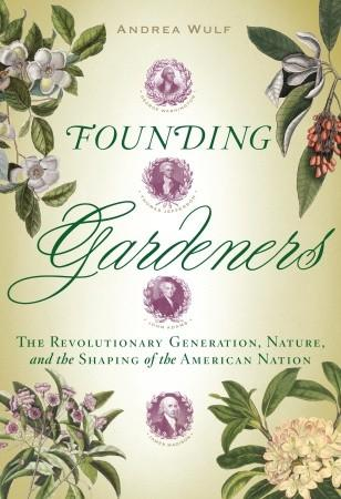Founding Gardeners: book cover
