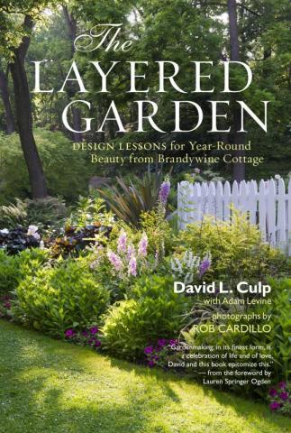 The Layered Garden: book cover