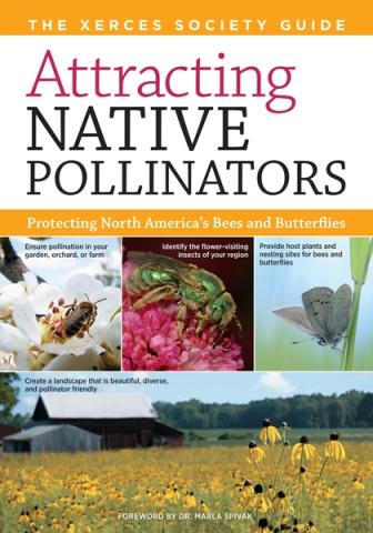 Attracting Native Pollinators: book cover