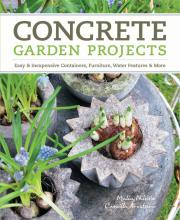 Concrete Garden Projects book cover