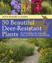50 Beautiful Deer-Resistant Plants book cover