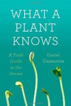 What a Plant Knows Cover