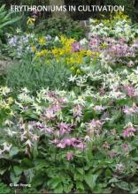 Ian Young  e-book cover for Erythroniums in cultivation